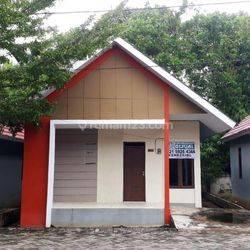 rumah tunggal & siap huni, onegate system & ada taman, lapangan basket, waterfront di Komp. MS Kencana Jl. Desa Durian