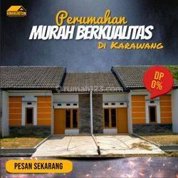 RUMAH MURAH DP CEPER DI KARAWANG