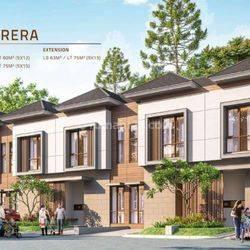 Dijual Rumah Cluster Konsep Modern Minimalis di Tangerang