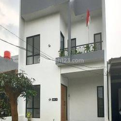 Rumah Minimalis Siap Huni di Cluster Graha Bintaro