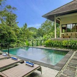 Villa Cantik Nuansa Alam Pantai Nyanyi Banjar Pasti Tabanan Bali