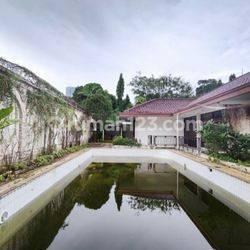 Rumah Hitung tanah 1046sqm Prime area at Patra Kuningan, Jakarta Selatan