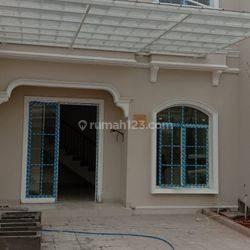 Perumahan baru, rumah baru dekat stasiun Parung Panjang jalan lebar