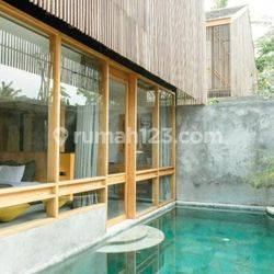 2 BEDROOM VILLA WITH RICEFIELD VIEW FOR FREEHOLD IN NYANYI - YA193