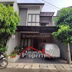Rumah Second Terawat Strategis Kelapa Dua Wetan Ciracas Jakarta Timur