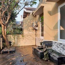 Rumah Nyaman dan Asri di Maleo Bintaro Sektor 9