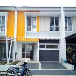 Rumah Cluster Victoria Alam Sutera