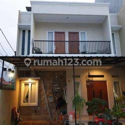 Rumah 2lt secondery • LOKASI KAV DEPLU TANGKOT • area dalam cluster • dengan kemanan 24jm • lokasi strategis aman nyaman dan bebas banjir