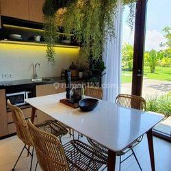 Villa Minimalis View Bagus Sejuk Nyaman di Sadana Ciputra Bali