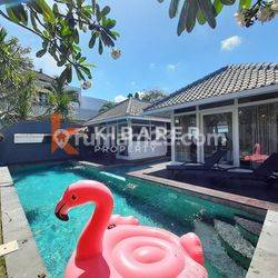 FRESHLY RENOVATED TWO BEDROOM VILLA PERFECTLY SITUATED IN SEMINYAK YRE5375