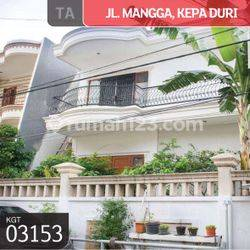 Rumah Jl. Mangga, Kepa Duri, Jakarta Barat