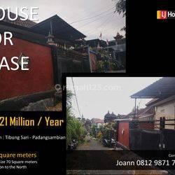 Rumah Minimalis Area Dalung