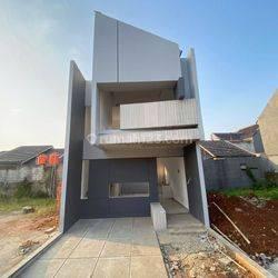 Strategic home design modern tropis 5 menit dari tol parigi