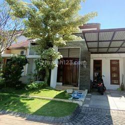 Rumah Cantik Furnished MURAH di Citraland Area Depan Ciamik POL