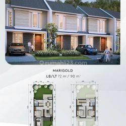 Rumah mewah murah di tengah kota mandiri tallasa city makassar