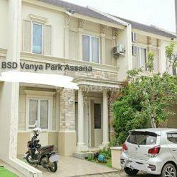 Rumah Assana Vanya Park BSD 2KT Full Furnished