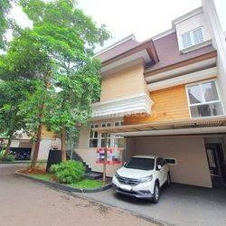 Rumah Lux Modern Minimalist Jati Padang Dekat TB.Simatupang