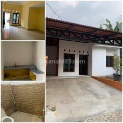Rumah 1 lantai siap huni di green BSD Cibogo tangerang