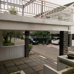 Rumah Kebayoran View Bintaro Jaya Siap Huni
