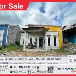 JL. Nurul Huda - Ali Amin Mandiri Residence