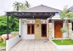rumah cantik dengan harga yang menarik dan bebas banjir