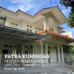 Rumah Taman Patra Kuningan