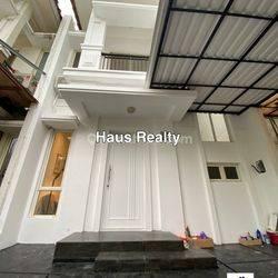 Rumah Cluster Ruby Residence One, Luas 6x15 m2, Full Furnish+Interior, Bsd_cr