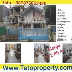 Rumah bagus Jln Kesejahteraan Tamansari Jakarta Barat Tato