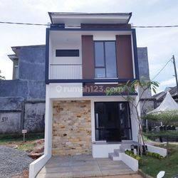SALE rumah 2 lantai di bintaro bebas banjir