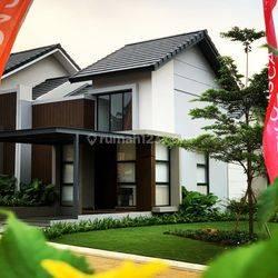 Rumah Baru Minimalis Berada di Kota Mandiri 200Ha Parung Bogor