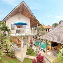 Tropical Villa di Balangan Ungasan - Dekat menuju Pantai