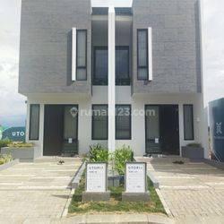Rumah lengkap furnish dan smart home system harga mulai 500jtaan
