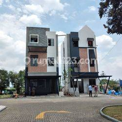 Open NUP Rumah Desain Scandinavian 3 lantai 1.9 M an di Cijantung Jakarta Timur (reno)