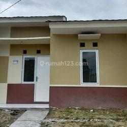 Rumah murah bisa jalan kaki ke stasiun Daru Jambe Tangerang, hanya 50 menit dari Jakarta