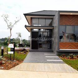 Rumah Cantik Murah Dekat stasiun Parung panjang, Free DP dan BPHTB, Unit Terbatas
