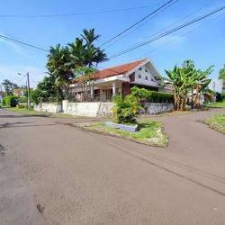 Rumah Heritage Murah Strategis Dekat Jagorawi, Kebun Raya, Pajajaran, Sudirman, Air Mancur