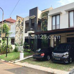 Rumah Bintaro Jaya Dekat Mcd Sektor 9 Siap Huni
