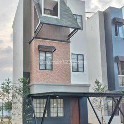 Rumah Baru di Synthesis Huis Cijantung Scandinavia Style