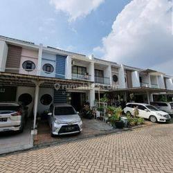 Rumah greenlake city east asia 90m2 semifurnished shm rapi