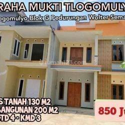Rumah Murah Baru Bagus Siap Huni Tlogomulyo Woltermongisidi Majapahit Pedurungan Soekarno Hatta