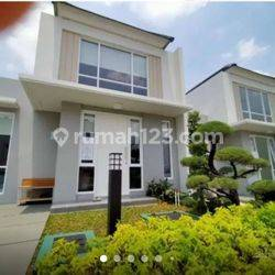 Rumah asri cluster canna luas 84m2 by paramount Land