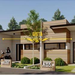 Rumah Murah design Resort Home dekat dengan Stasiun Tigaraksa dan Stasiun Tenjo
