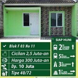 Rumah Murah Siap Huni Di Bogor Kota