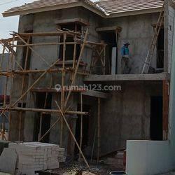 Rumah Baru Promo 2 lantai di Cluster Reflesia Pedurungan,Semarang Timur