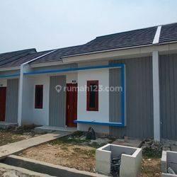 Rumah  Baru Murah Siap Huni Subsidi Rasa Komersil Dekat Pintu Tol Srijaya Tambun Utara Bekasi ( Susianto - 085890006414)