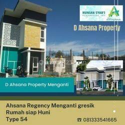 Rumah Baru di dekat Pasar Menganti 2 lantai Siap Huni Idaman keluarga Bahagia.
