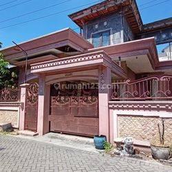 Rumah 2 lantai di Karah Tama Asri, Surabaya