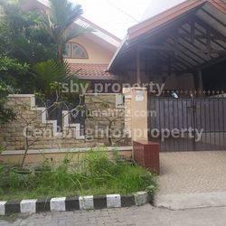 1X22 - Rumah di Ketintang Permai One Gate Bebas Banjir dekat Umer, Jambangan