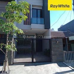Rumah Baru Gress 2 lantai di Manyar Jaya, Surabaya