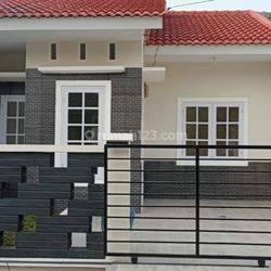 Rumah luas 90m full renovasi siap huni